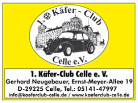 1. Käfer Club Celle e.V.