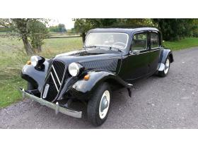 Citroen Traction 1955