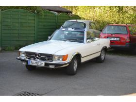 Mercedes Benz R 107, 450 SL