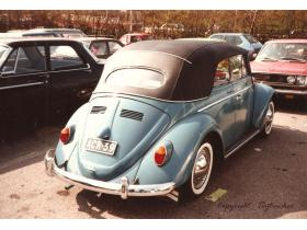VW 1200 Cabriolet (Typ151)