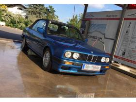 1991 BMW e30 Cabrio Design Edition