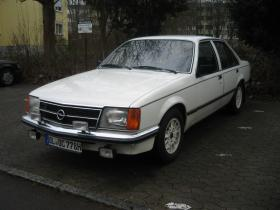 Opel Commodore C 2.5 S