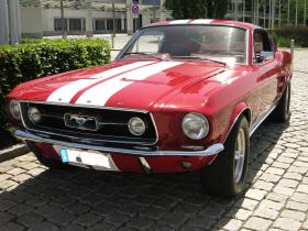 Ford Mustang Fastback GT 390 Bj 1967 Topzustand!