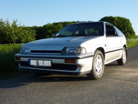 Honda CRX AS