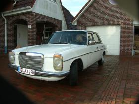Mein Mercedes Strich 8