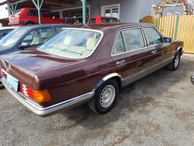 mercedes 500 sel  Langversion