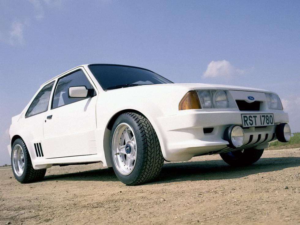 Ford Escort RS 1700 T