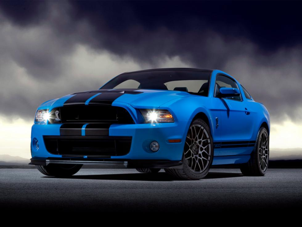 Ford Mustang V Shelby GT 500