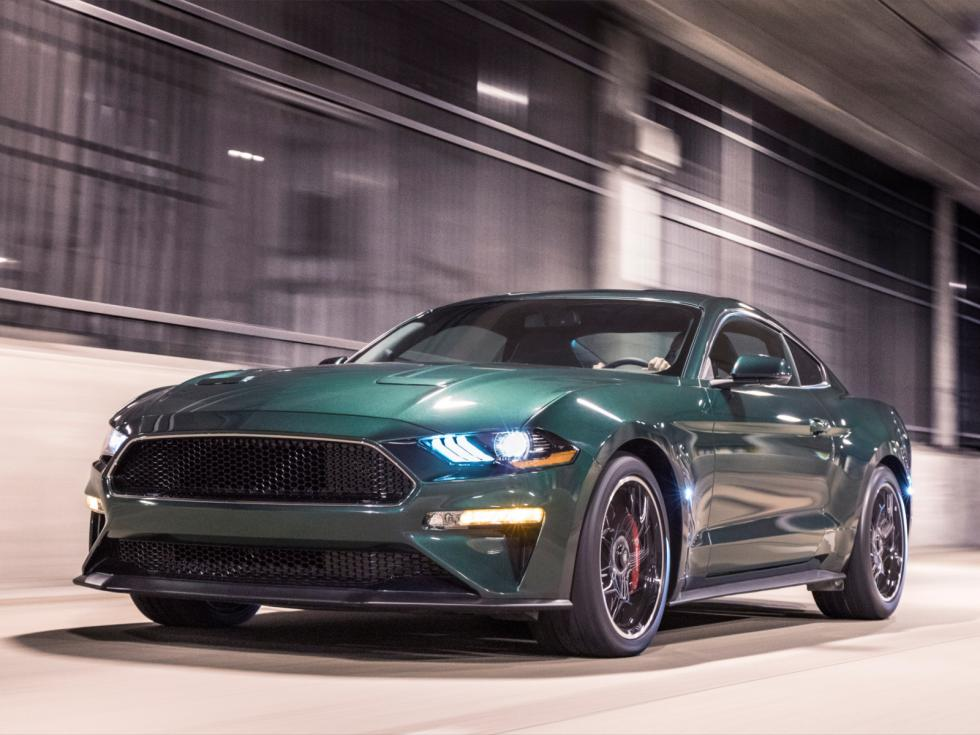 Ford Mustang VI 2019