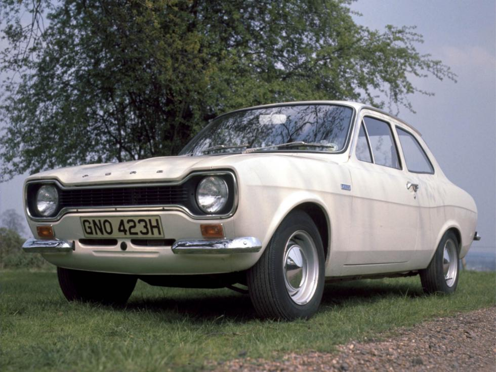 Ford Escort RS1600 BDA