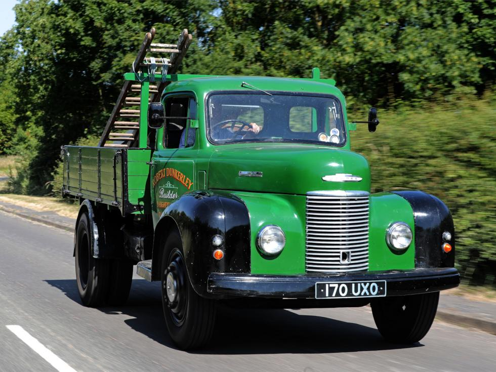 Commer Superpoise