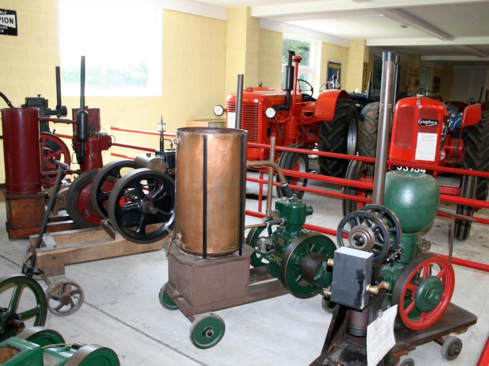 Pallot Steam Motor and General Museum