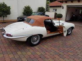 Jaguar E-Type 3.8 Roadster