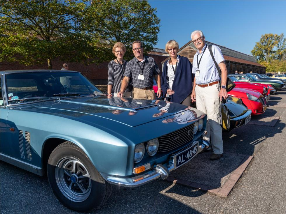 Jensen Car Club of Switzerland