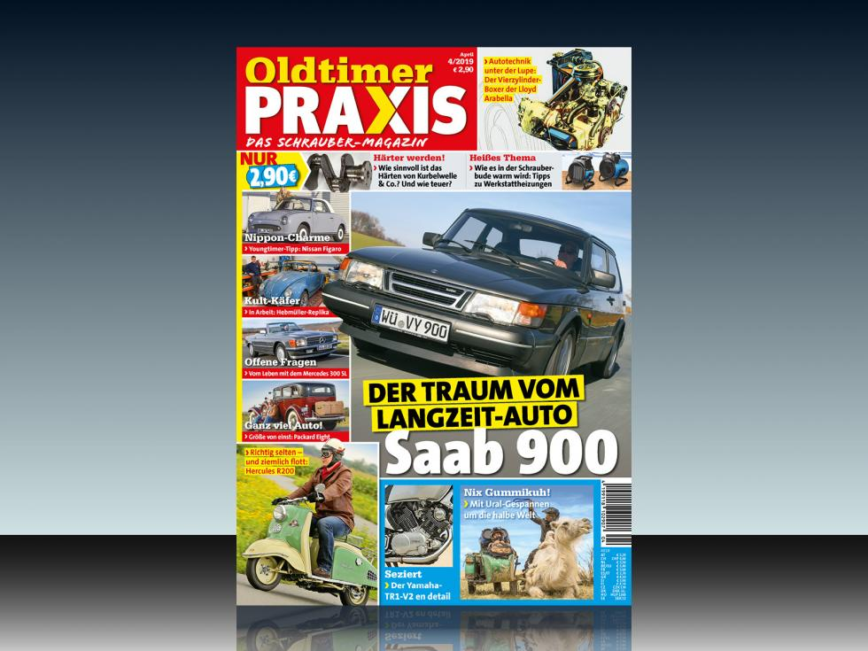 Oldtimer Praxis April 2019