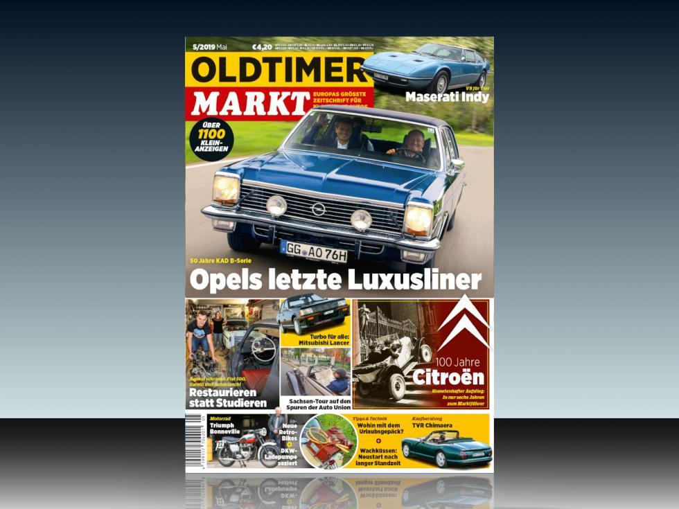 oldtimer markt spendenaktion 2019