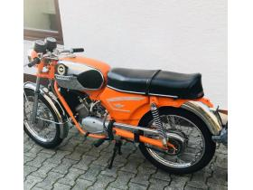 Zündapp KS50 517-50 Watercolled
